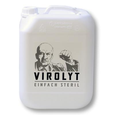 Virolyt 10 Liter – Das profesionelle Desinfektionsmittel